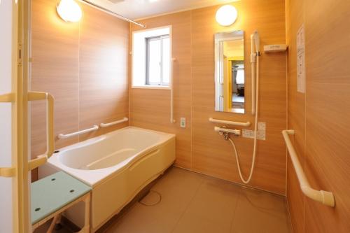 42F入浴補助機能付き浴室